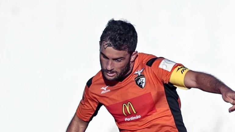 Futebol: Golo nos descontos derrota Portimonense na receção ao Marítimo