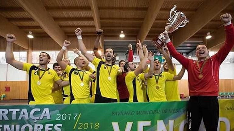 ABC vence Sporting e conquista Supertaça