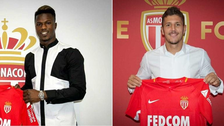 Monaco anuncia a contratação de mais um jovem atacante