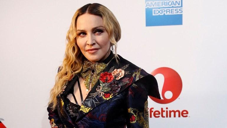 Madonna está a viver no Pestana Palace