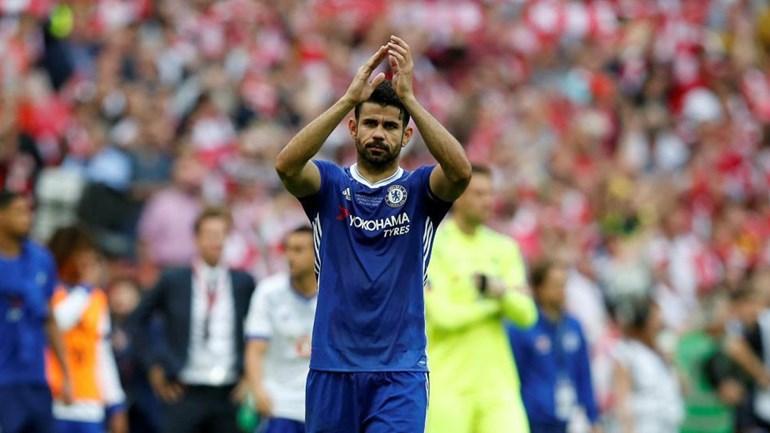Diego Costa está muito próximo de voltar ao Atlético de Madrid