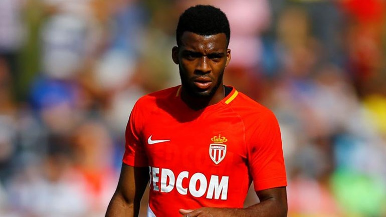 Arsenal terá chegado a acordo com o Monaco por valor recorde — Lemar