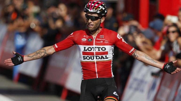 Chris Froome mais líder depois do alto de Calar — Vuelta