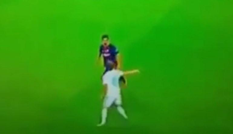 Modric deixou André Gomes pregado ao relvado
