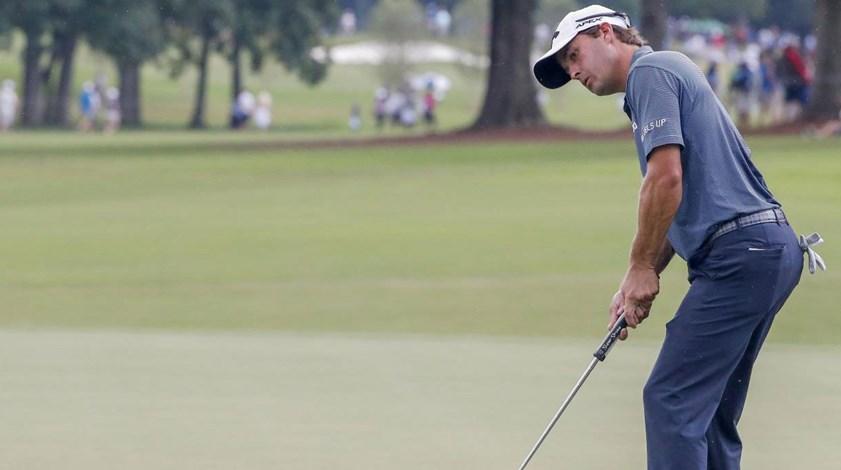 Kevin Kisner isola-se na liderança do US PGA