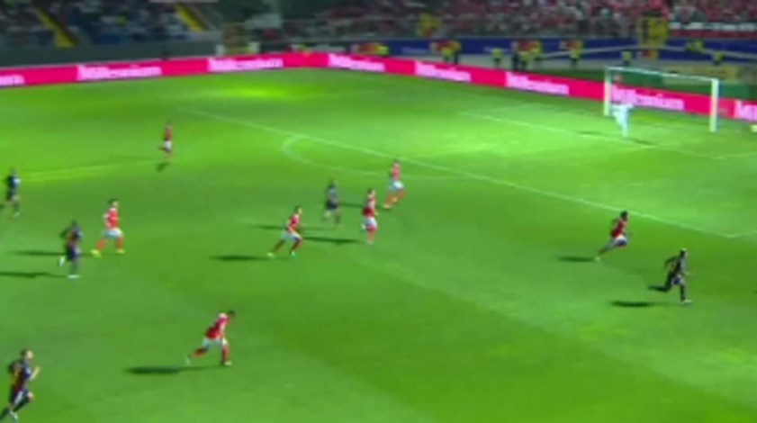 Os melhores momentos do Chaves-Benfica (0-1)