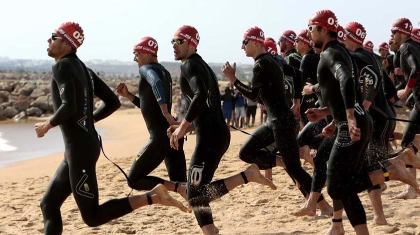 Ironmam de Cascais com 2.100 atletas