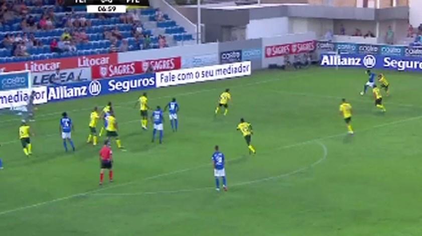 Os melhores momentos do Feirense-P. Ferreira (2-1)