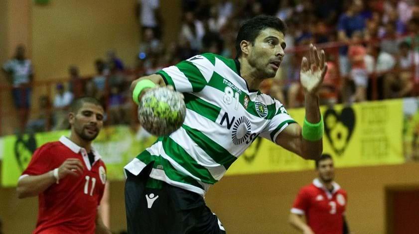 Felipe Borges: «Para atingir os objetivos é normal termos de sofrer»