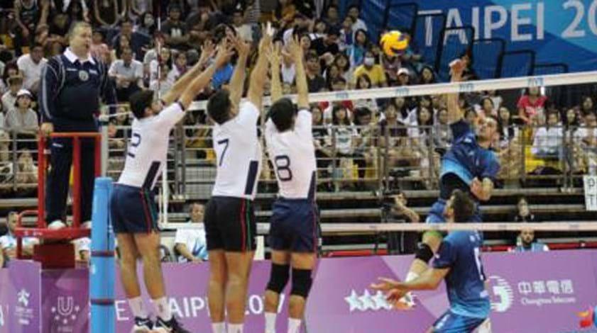 Universíadas: Portugal acaba em oitavo lugar no voleibol