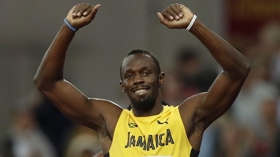 Fim de carreira de Bolt celebrado em grande