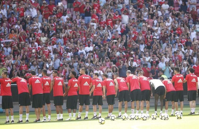 Supertaça: Benfica - Vitória de Guimarães (Ficha)