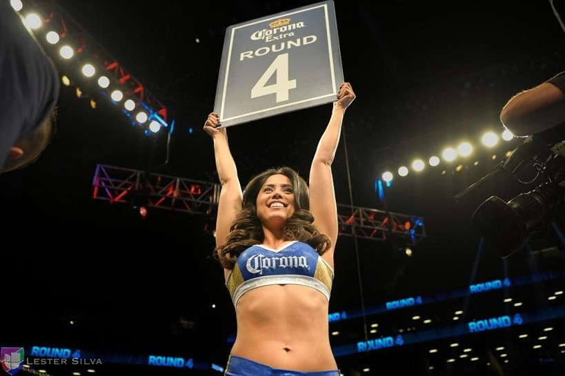 Estas são as 'ring girls' do combate Mayweather-McGregor