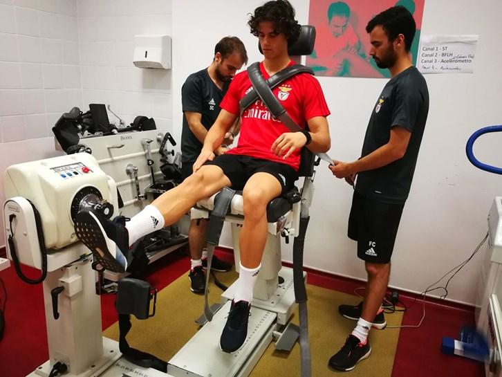 Mile Svilar no Benfica — OFICIAL