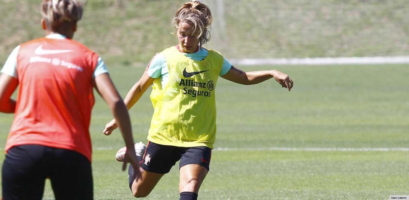 Tatiana Pinto fala em efeito Capeta no Sporting