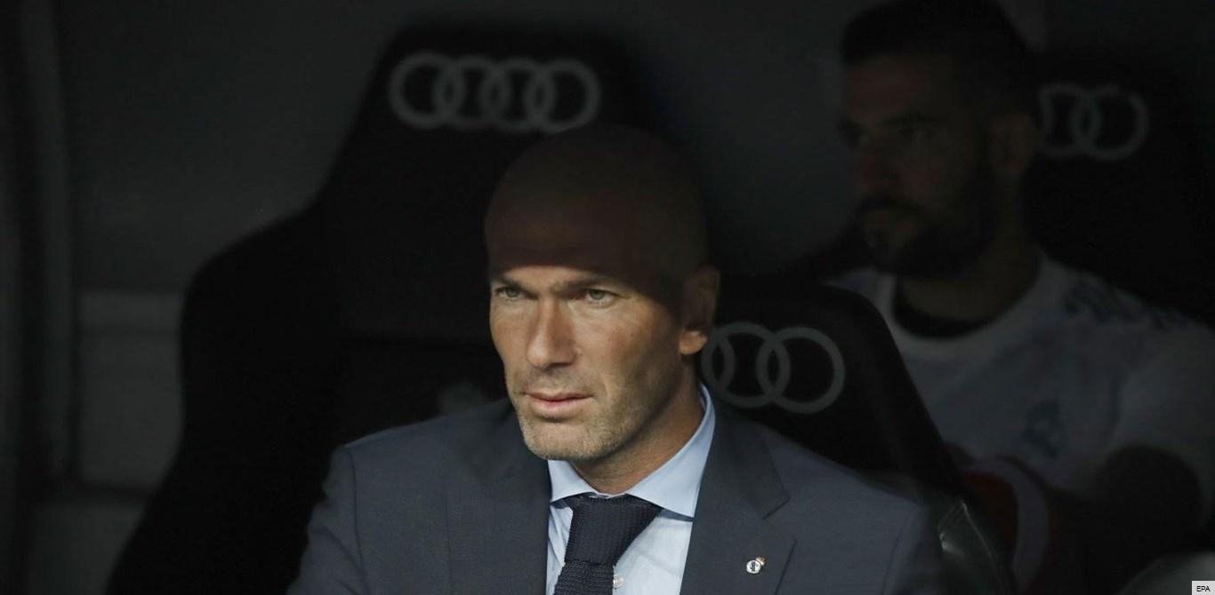 Zidane: «A bola não quer entrar»