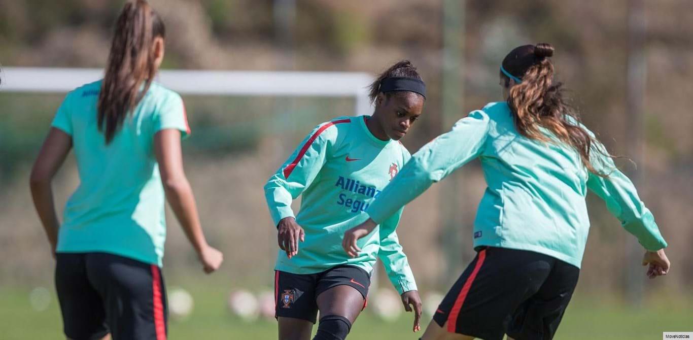 Seleção feminina inicia qualificação para o Mundial em Penafiel