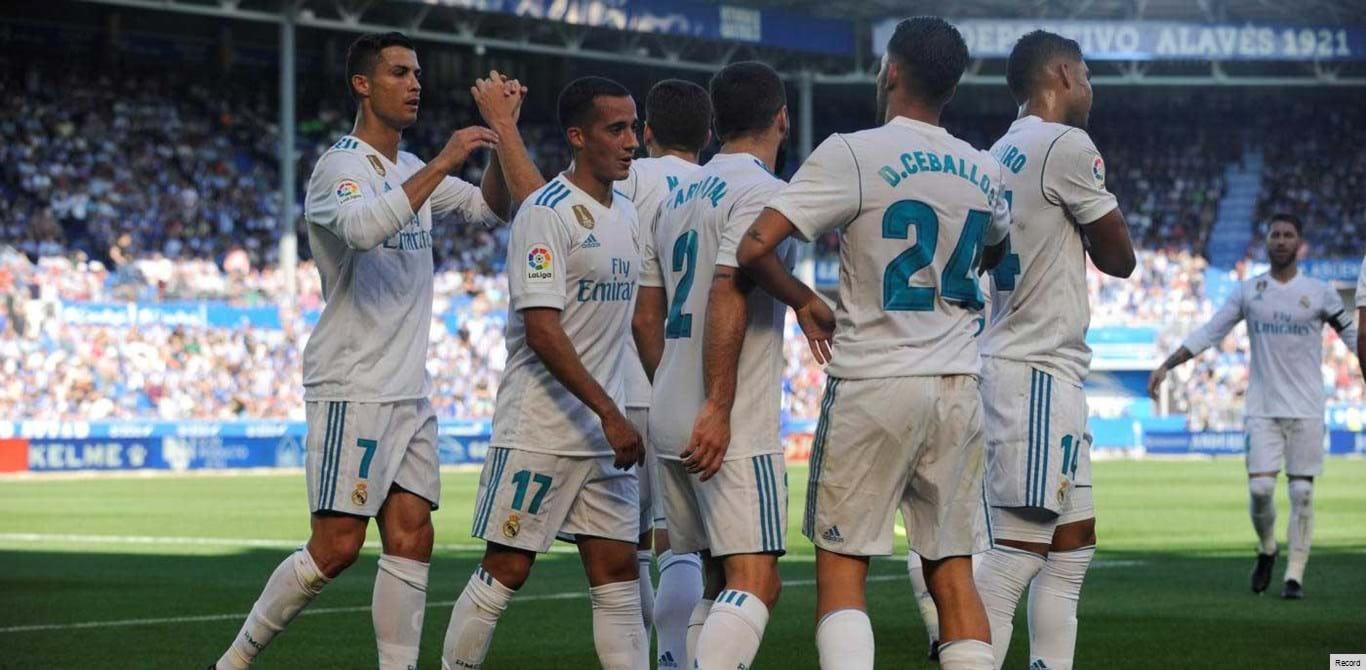 Real Madrid sofre para vencer Alavés em tarde azarada de Ronaldo