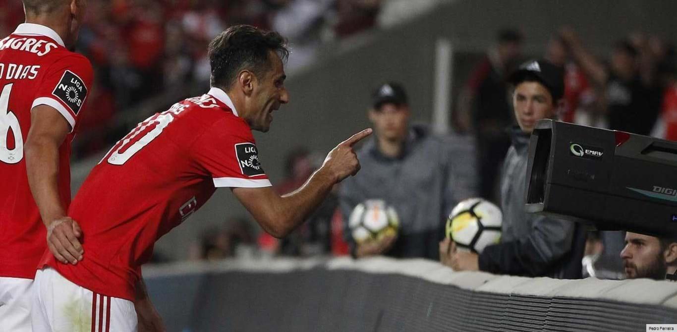 Jonas revela a quem dedicou o golo marcado ao P. Ferreira