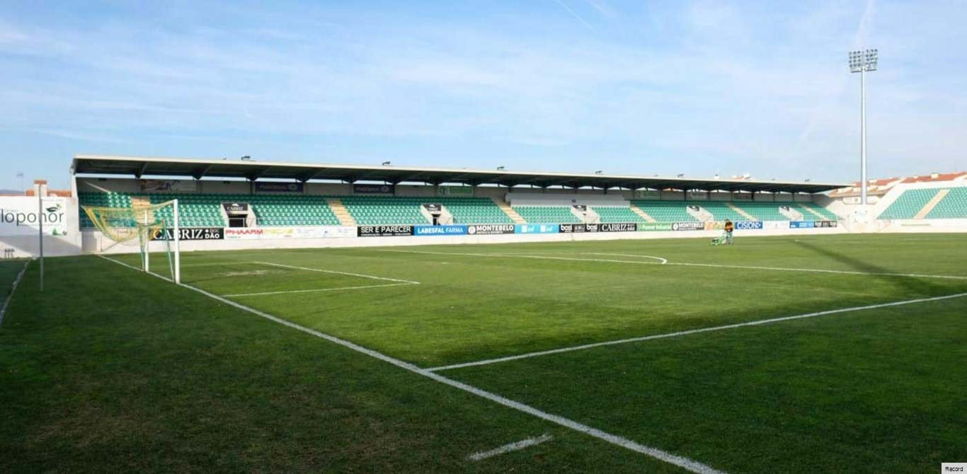 Tondela-Sp. Braga, 0-0 (1.ª parte)