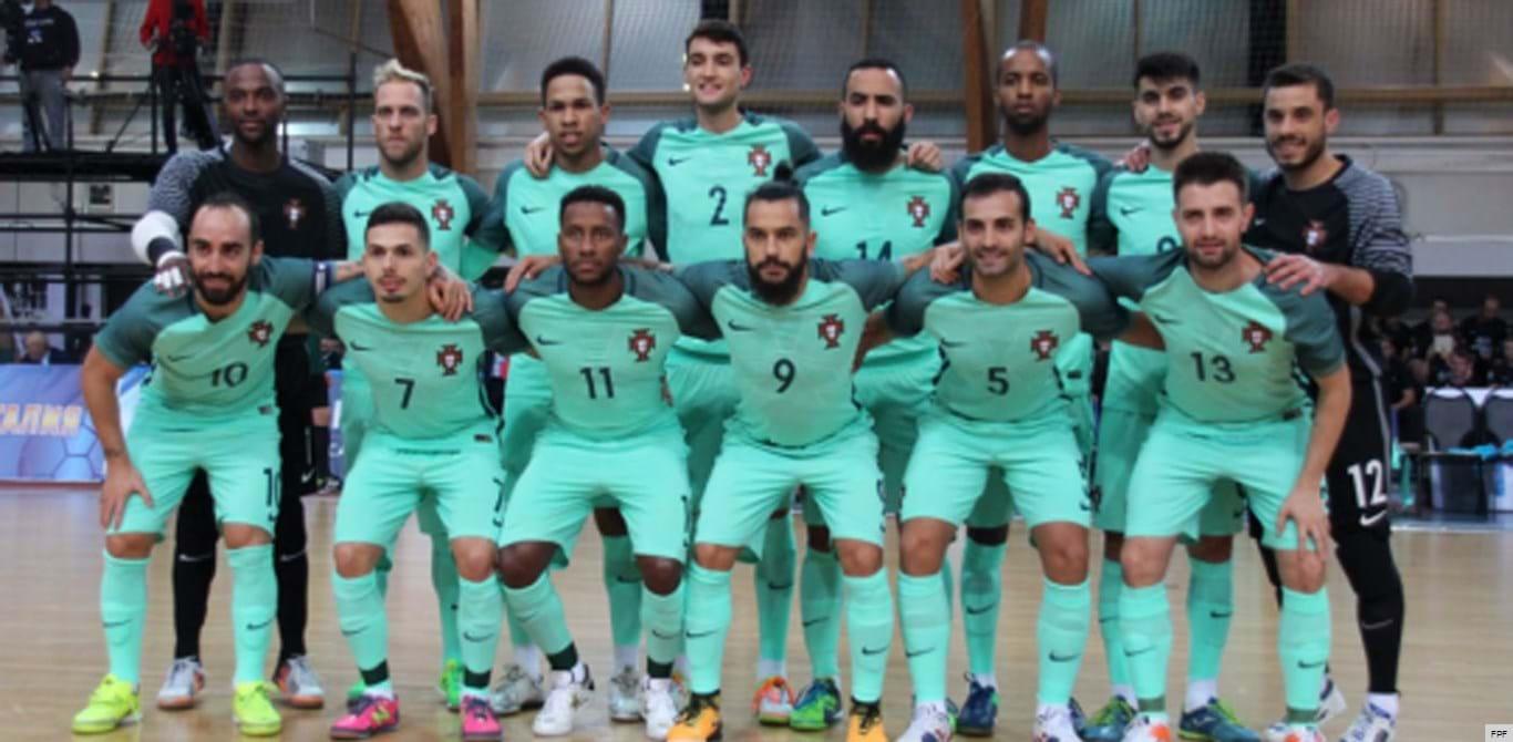 Portugal empata em particular com a Rússia