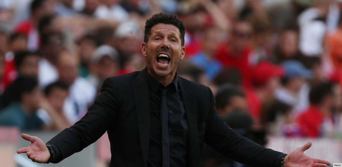 Leganés-Atlético Madrid, em direto