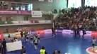 Sporting fez a festa depois de derrotar o Benfica