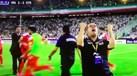 Até houve lágrimas na celebração do golo que manteve o sonho sírio