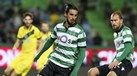 Federação costa-riquenha faz pedido ao Sporting: «Deixem Bryan Ruiz treinar com a equipa B»
