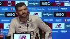 A pergunta que Conceição prometeu responder antes do jogo com o Monaco
