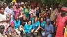Sara Carbonero regressa de viagem humanitária
