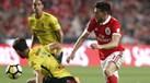 Os jogadores do Benfica um a um: Pizzi merecia o golo