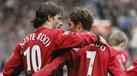 Van Nistelrooy foi 'despachado' para o Real Madrid por ter ofendido Cristiano Ronaldo