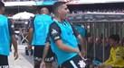 Jogador do Corinthians irritou adeptos do São Paulo com gesto obsceno