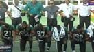 Eis a resposta dos jogadores da NFL a Donald Trump