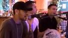 Empate em Montpellier não inibiu Neymar, Marquinhos e Thiago Silva de festejar