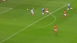 Marega picou a bola sobre o guarda-redes para encerrar fase frenética do FC Porto