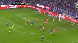 Brahimi assinou o quarto golo diante do Portimonense