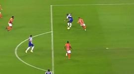 Bis de Brahimi após jogada de antologia do FC Porto