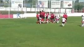Golaço de livre de Luís Pinto mantém Vilafranquense na Taça de Portugal