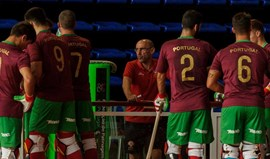 Mundial 2017: Portugal entra a perder na China