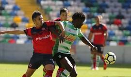 Oliveirense-Sp. Covilhã, 2-2: Dois golos a acabar valem empate