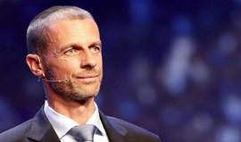 Líder da UEFA deixa alerta: «Ninguém está acima das leis»