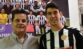 Felipe Lopes está de regresso ao Nacional