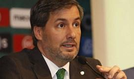 Salário de Bruno de Carvalho aquém dos rivais