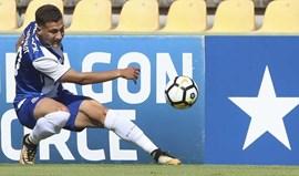 Oliveirense-FC Porto B, 1-2:  Dragões conquistam primeira vitória fora