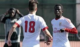 Benfica esmaga Sp. Cuba com hat-trick de Gonçalo Oliveira em... sete minutos