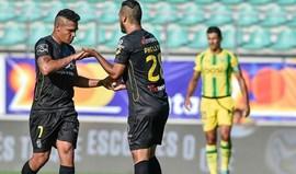 Tondela-Paços de Ferreira, 2-2