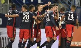 Caen vence na receção ao Dijon e sobe ao quinto lugar