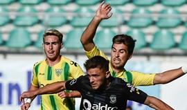 Crónica do Tondela-P. Ferreira, 2-2: Beirões pensaram que estava ganho